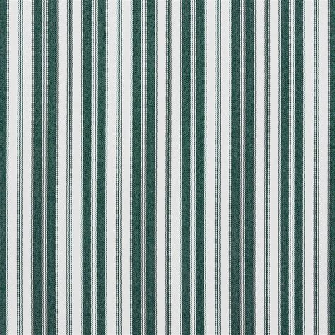 striped material for upholstery b463 green ticking striped outdoor marine acrylic