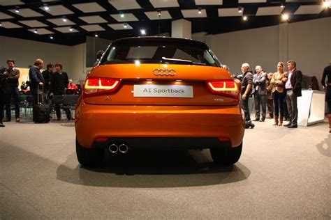 Audi Brussel by Audi Start Productie A1 Sportback In Brussel Groenlicht Be