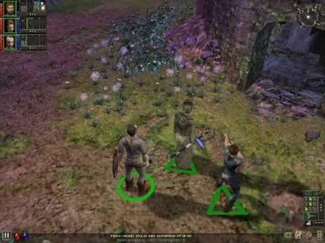 mi primer gameplay dungeon siege 1