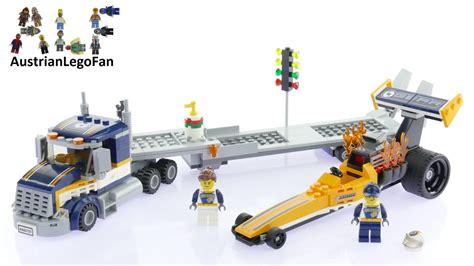 Produk Istimewa Lego City 60151 Dragster Transporter lego city 60151 dragster transporter lego speed build review