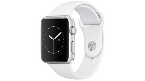 New Apple Series 1 42mm Silver Aluminum White Sport Band buy apple series 1 42mm silver aluminium with white sport band harvey norman au