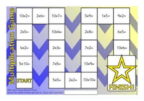 printable division games ks1 primary school multiplication teaching resources and