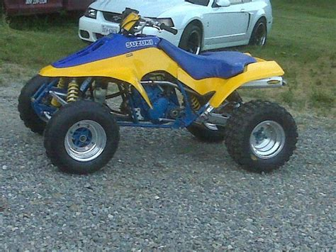 Quadzilla Suzuki 1987 Suzuki Quadzilla 500 2stroke 1 800 Or Best Offer