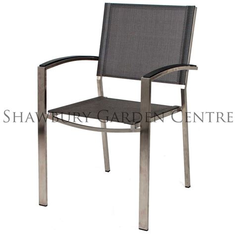 Stacking Armchair by Avant Stacking Armchair With Curved Arms