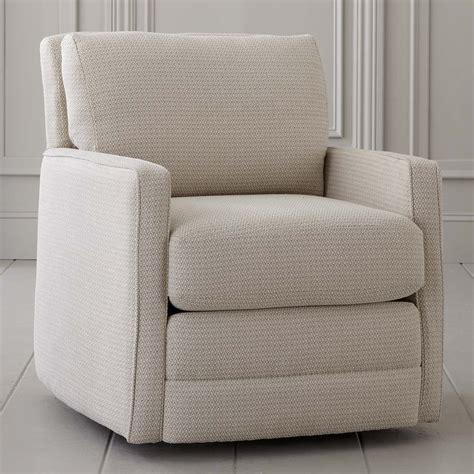 Swivel Chair Bishop Living Room Bassett Furniture