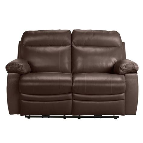 recliner sofa argos buy collection new paolo 2 seater power recliner sofa