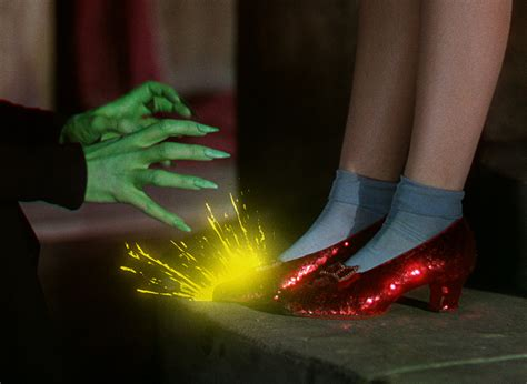 wizard of oz slippers the wizard of oz a hollywood jewel now in 3d and imax