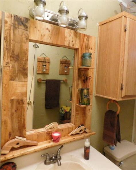 pallet wood bathroom easy wood pallet ideas for the home pallet wood projects
