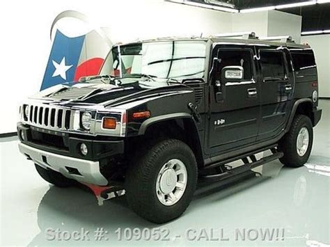 buy car manuals 2008 hummer h2 spare parts catalogs service manual 2008 hummer h2 replacement cam buy used 2008 hummer h2 4x4 luxury sunroof nav
