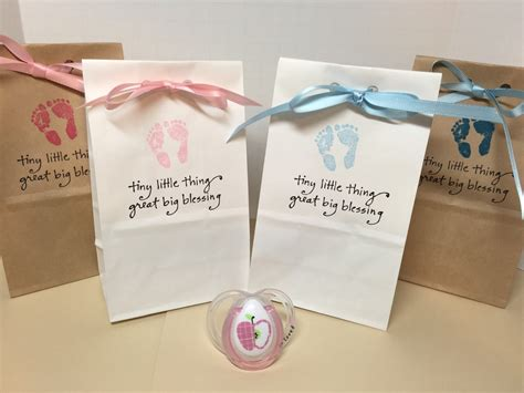 baby shower goody bags baby favor bags baby shower bags 12 baby shower favor baby
