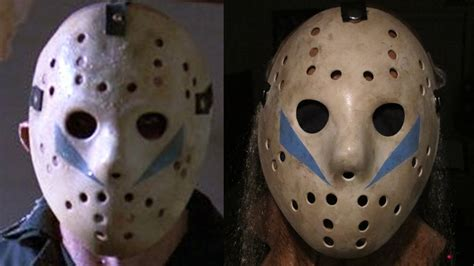 How To Make A Jason Mask Out Of Paper - how to make a friday the 13th part 5 jason mask diy