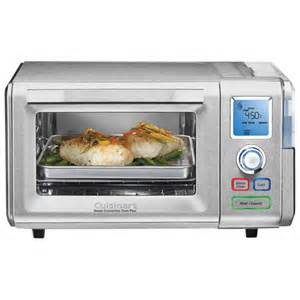 Is A Toaster Oven A Convection Oven Cuisinart Steam Amp Convection Toaster Oven 0 6 Cu Ft