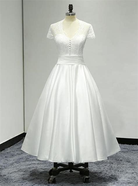 simple wedding reception dressesshort wedding dress