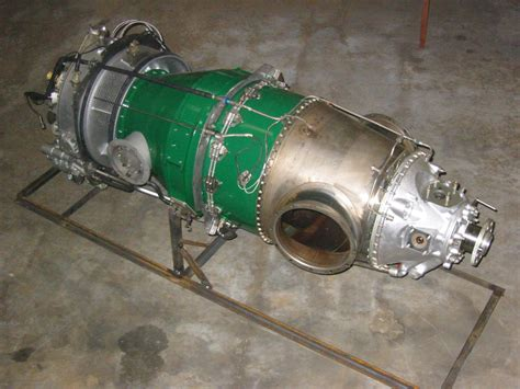 pratt whitney pt6 engine cutaway of a mainstay available starman bros auctions dallas