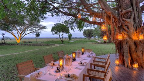 In Kenya andbeyond kichwa tembo tented c masai mara east africa