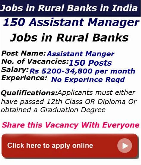 design management jobs in india 150 assistant manager jobs in rural banks apply online