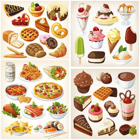 food vector 42 vector food images vector graphics blog
