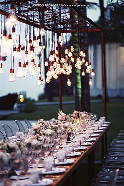 creative lighting options for your wedding day creative