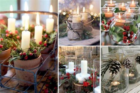 acquisto candele on line idee per decorare la casa natale come decorare il natale