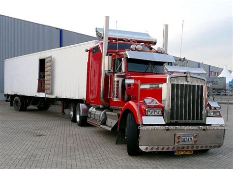 kenworth w900 canadiense kenworth w900 corveleijn s heer arendskerke the