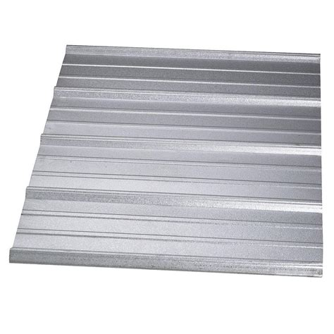 metal sales 14 ft classic rib steel roof panel in