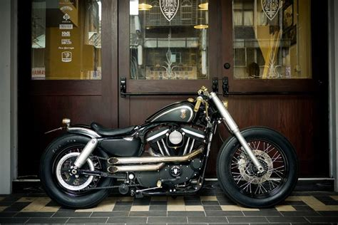Grill Headl Roughcrafts For All Harley Headl 5 3 4 Inch brass racer custom forty eight by crafts motorcycle digest
