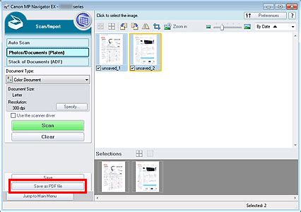 canon knowledge base saving   files mx