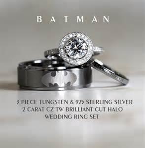 Doctor Who Duvet Set Batman Tungsten And 925 Sterling Silver 2 Carat Cz Wedding