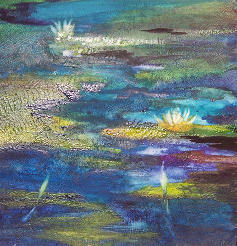 water painting monet a painting a day