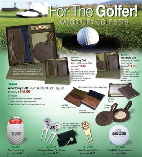 Golf Outing Giveaways - pin by golf tournament planning on golf tournament product specials