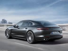 Porsche Panamera 2017 Porsche Panamera 2017 La Nouvelle Version Arrive
