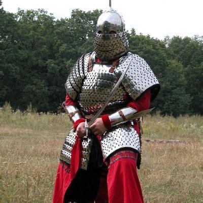 Mongol Steel mongolian lamellar armor suit for sale