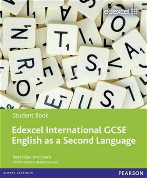 Book Review As A Second Language By Megan Crane by Edexcel Igcse As A Second Language Student Book