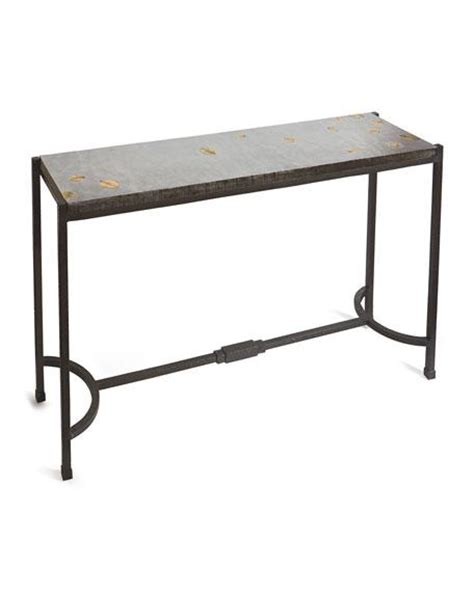 weathered gray console grey weathered farmhouse console cost