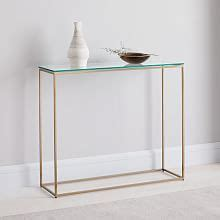 modern contemporary console tables west elm
