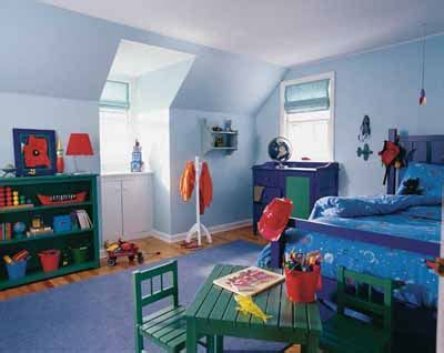 how to decorate kid room crayon box colors bedroom decorating idea howstuffworks