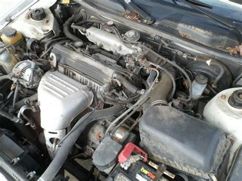 1999 Toyota Engine by Find Used 1999 Toyota Camry Le Engine No Brakes In