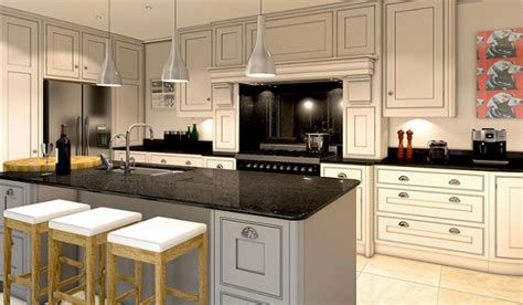 L Shaped Kitchen With Island Layout inspirational kitchen designs from around the world