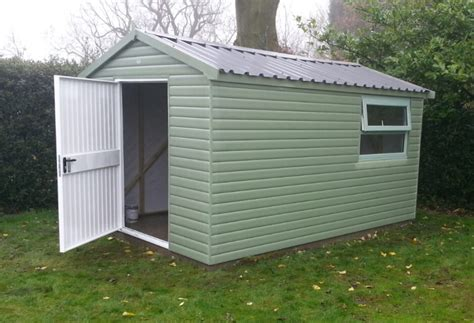 Sheds Swansea by New Range Browns Garden Buildings Limited