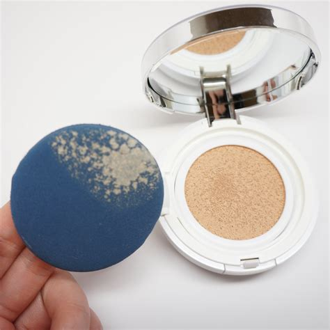 Missha Air Cushion Puff the review air cushion compact by iope
