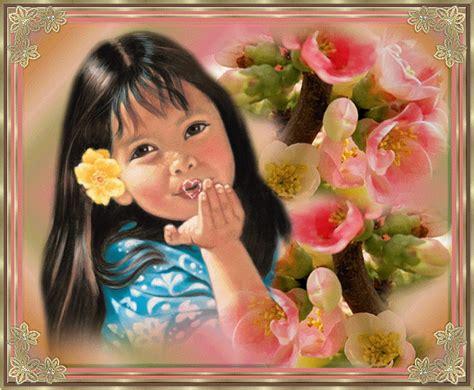 imagenes tiernas tirando besos beb 233 s tirando besos imagui