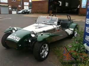 Lotus 7 Replica Robin Lotus 7 Replica Kit Car 2 0 Pinto Built 2001