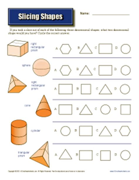 Three Dimensional Shapes Worksheets For Grade by Three Dimensional Figures Worksheet Abitlikethis