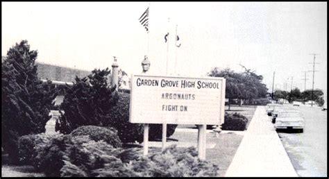 Garden Grove Ca Schools Garden Grove High School Information
