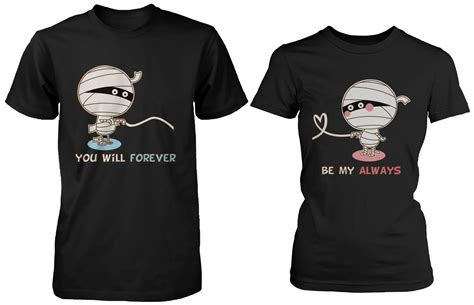 Kaos Forever Always shirts for