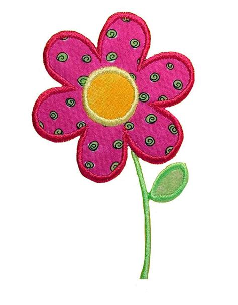 Flower Applique by 17 Best Images About Flower Applique On