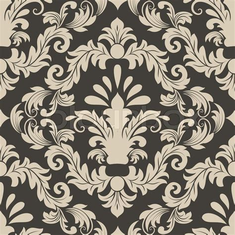 free royal background pattern vector damask seamless pattern element royal wallpaper