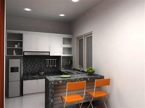 desain dapur 2 x 4 ツ 20 model desain dapur rumah minimalis ukuran kecil mungil