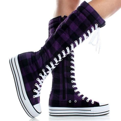 27 best knee high converse want images on