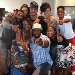 Cast Of Powers 3 Tv Scoop 50 Cent Inks Deal To Bring More Shows To Starz